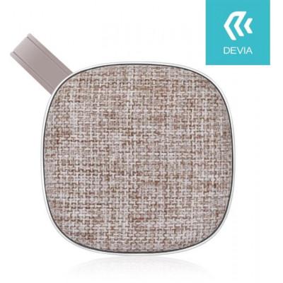 Altoparlante Bluetooth in tessuto serie Cinya Grigio