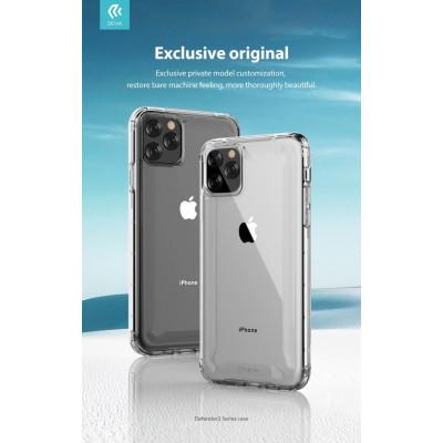 Cover Defender2 Alta Protezione Trasparente iPhone 11 Pro