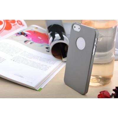 Custodia Protettiva per iPhone 5 5C 5S SE Colore Grigio