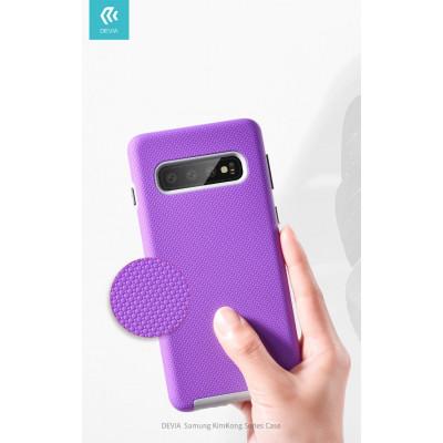 Cover Alta Protezione 360° per Samsung S10e Viola