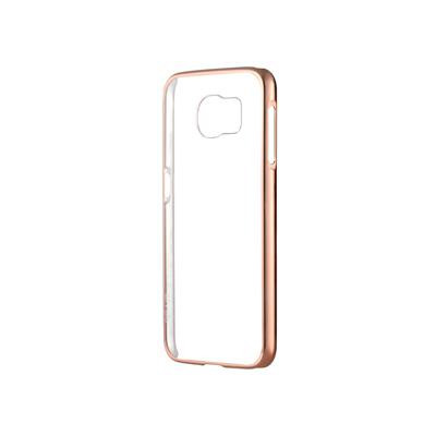 Glimmer Champagne Gold for Galaxy S6 Material 0.8mm PC