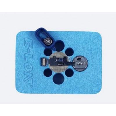 G-Lon Accessorio Riparazione Pulsante iPhone 7 - 7Plus + U10