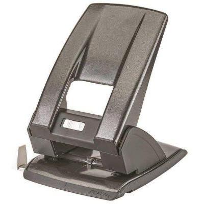 Perforatore in metallo con guida regolabile 60 fogli