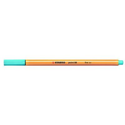 STABILO point 88 - fineliner 0,4 mm AZZURRO 10pz