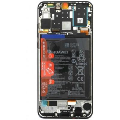 Lcd Huawei P30 Lite 48mp Service P. 02352RPW Midnight black