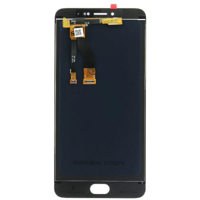 Meizu M3 Note M681H LCD Display + Touch Originale Nero