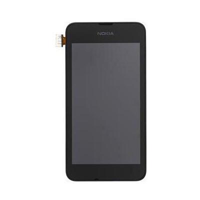 Nokia Lumia 530 Touch + LCD Display + Frame