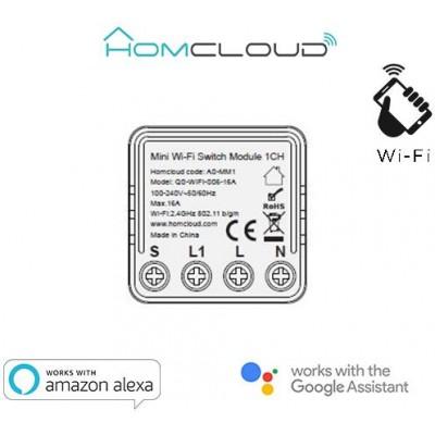Modulo Interruttore Mini 1 canale Wi-Fi