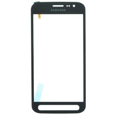 Touch Screen per Samsung GH96-12718A Xcover 4S Nero