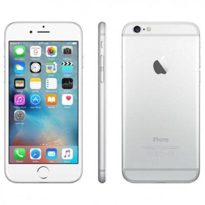 iPhone 6 128Gb Silver Usato G.A Garanzia 1 anno