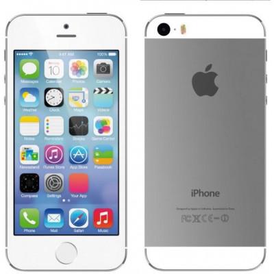 iPhone 5S 16Gb Silver Usato G.A Garanzia 1 anno