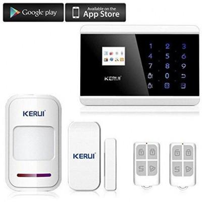 Kit di allarme: Centralina 8218G, 1 Pir, 1 Contatto, 2 Telec
