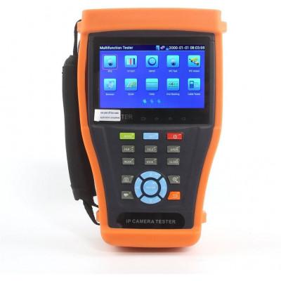 CCTV Tester IPC Onvif, 4,3'' Touchscreen, Wifi, Tester Lan