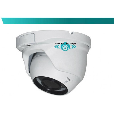Telecamera 2MP 4 in 1 Eyeball Dome VF 2.8-12mm