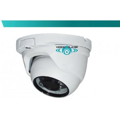 Telecamera 4MP 4 in 1 Eyeball Dome Ottica Fissa