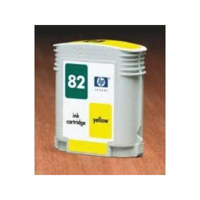 Yellow 69ML Compatibil per HP 500 PLUS CC 800 PS 815MFP 82