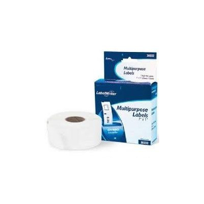 White 24mmX13mm 1000psc for DYMO Labelwriter 400-S0722530
