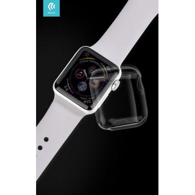 Cover protezione trasparente per Apple Watch 4 serie 40mm